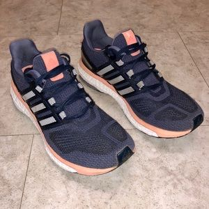 Adidas ENERGY BOOST 3 - Women's Size 7 -Used- Blue